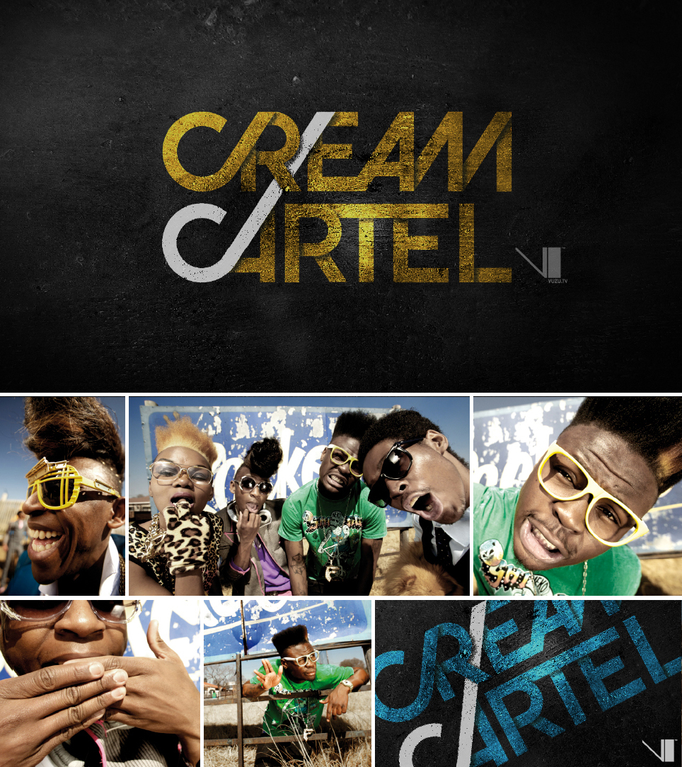 Cream Cartel - TV Format - South Africa - Frank van Rooijen