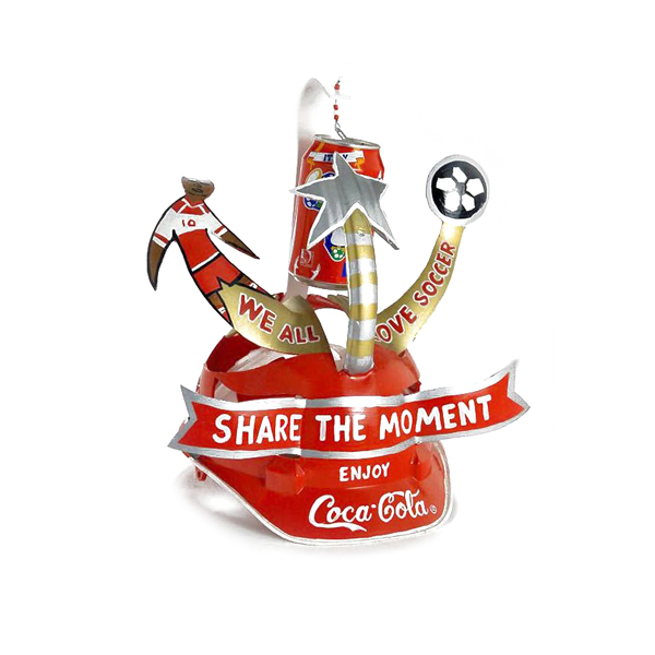 Coca Cola – The Ultimate Goal | Street Soccer Goals
