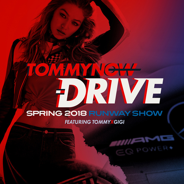 Tommy Hilfiger | TOMMYNOW Behind The Drive