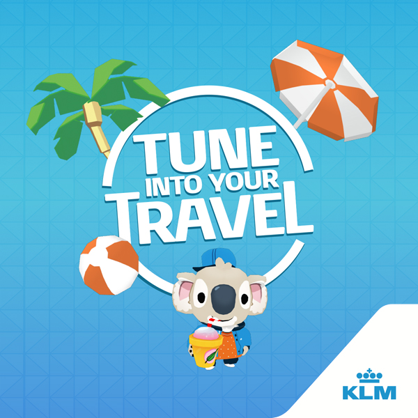 KLM | Tune Into Your Travel
